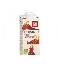 Crème d'avoine de cuisine BIO - Oat - 200ml - Lima