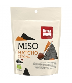 Pâte de soja BIO - Hatcho miso - 300g - Lima