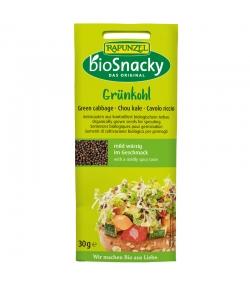 Grünkohl BIO-Keimsamen - 30g - Rapunzel bioSnacky