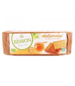"""Pain d'épices prétranché avec 25% de miel """"Naturmiel"""" BIO - 300g - Bisson"""