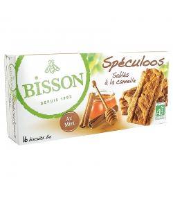 """Sablés à la cannelle """"Spéculoos"""" BIO - 175g - Bisson"""