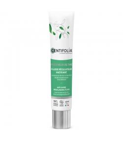 Fluide régulateur matifiant BIO thé vert & zinc PCA - 40ml - Centifolia Fraîcheur de thé