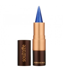 Ayurvedischer BIO-Kajal N°006 Indigo blau - 3g - Soultree