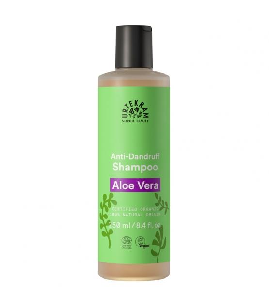 BIO-Anti-Schuppen Shampoo Aloe Vera - 250ml - Urtekram