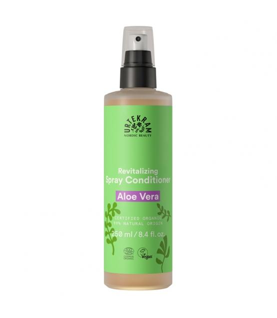 Revitalisierender BIO-Conditioner Spray Aloe Vera - 250ml - Urtekram