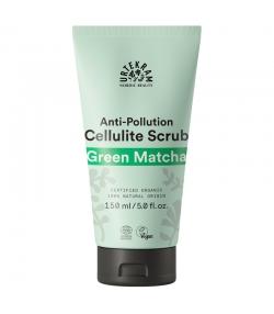 Anti-Pollution BIO-Cellulite Körperpeeling Green Matcha - 150ml - Urtekram
