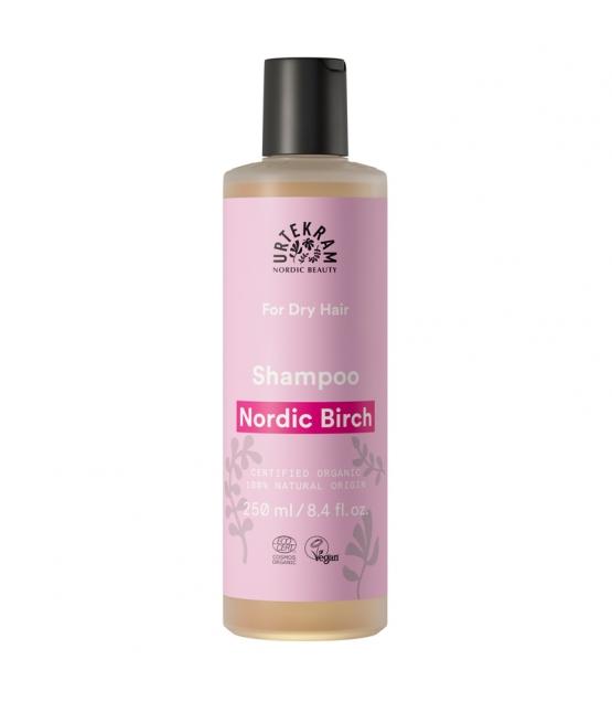 BIO-Shampoo für trockenes Haar Nordische Birke - 250ml - Urtekram