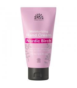 Crème pour les mains ultra-hydratante BIO bouleau nordique - 75ml - Urtekram