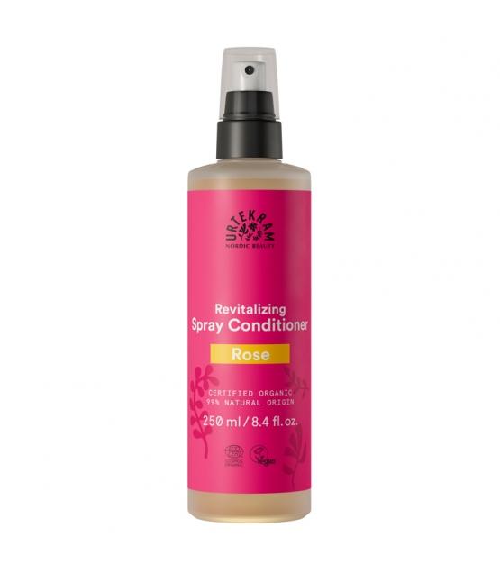 BIO-Conditioner Spray für reine Verwöhnung Rose - 250ml - Urtekram