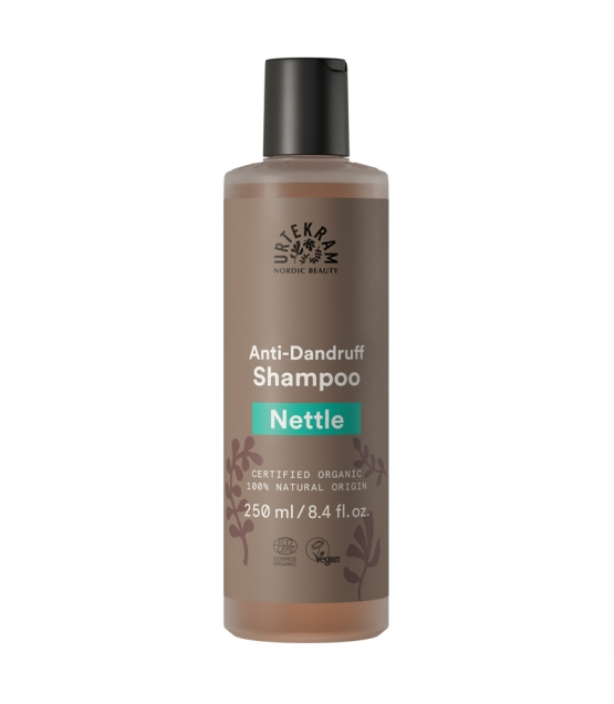 BIO-Anti-Schuppen Shampoo Brennnessel - 250ml - Urtekram