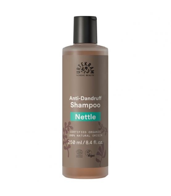 Shampooing anti-pelliculaire BIO ortie - 250ml - Urtekram