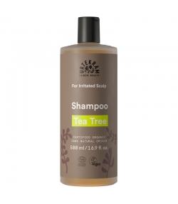 BIO-Shampoo für gereizte Kopfhaut Teebaum - 500ml - Urtekram
