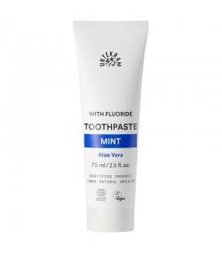 Dentifrice BIO menthe & aloe vera avec fluor - 75ml - Urtekram