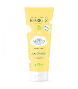 Crème hydratante visage & corps bébé BIO sans parfum - 100ml - Laboratoires de Biarritz Alga Natis