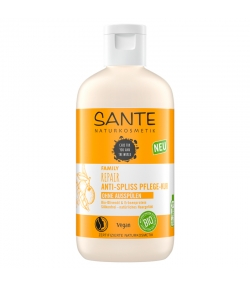 Family Repair BIO-Anti-Spliss Pflege-Kur Olivenöl & Erbsenprotein - 200ml - Sante