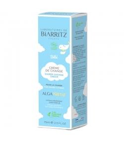 Crème de change bébé BIO sans parfum - 75ml - Laboratoires de Biarritz Alga Natis