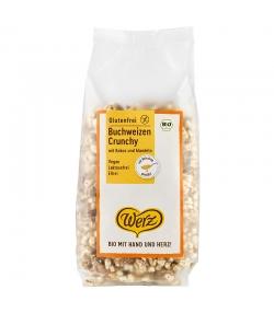 BIO-Buchweizen Crunchy Knuspermüsli - 200g - Werz