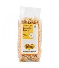 BIO-Amaranth Crunchy Knuspermüsli - 250g - Werz