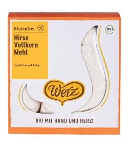Vollkorn BIO-Hirse Mehl - 1kg - Werz