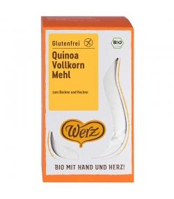 Farine complète de quinoa BIO - 500g - Werz