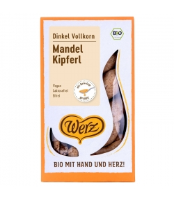 BIO-Mandel Kipferl - 125g - Werz