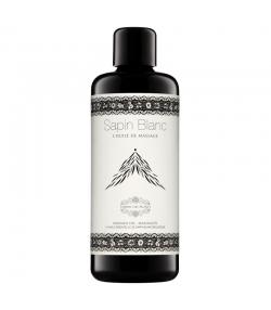 Huile de massage énergisante BIO sapin blanc - 100ml - Jardin des Monts