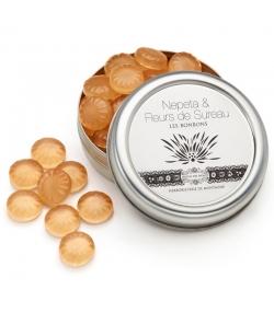 BIO-Bonbons Nepeta & Holunderblüte - 50g - Jardin des Monts