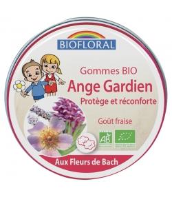 BIO-Kinder Kaubonbons Schutzengel Erdbeergeschmack - 45g - Biofloral