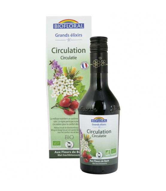 Elixir Circulation BIO - 375ml - Biofloral