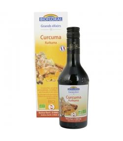 Elixir d'Orient Curcuma BIO - 375ml - Biofloral