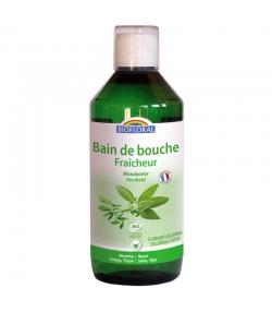 Bain de bouche fraîcheur BIO argent colloïdal - 500ml - Biofloral