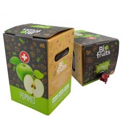 Jus de pommes non filtré BIO en bag-in-box - 5l - BioFruits