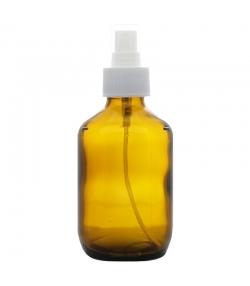 Flacon spray en verre brun 200ml - 1 pièce - Aromadis
