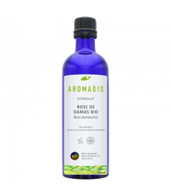 BIO-Hydrolat Damasrose - 200ml - Aromadis