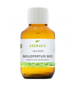 Macérât de millepertuis BIO - 100ml - Aromadis