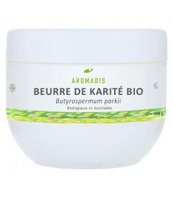Beurre de karité BIO - 200g - Aromadis