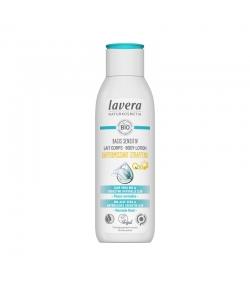 Lait corps raffermissant BIO jojoba & coenzyme Q10 - 250ml - Lavera Basis Sensitiv