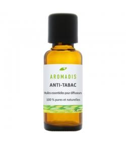 Synergie d'huiles essentielles Anti-tabac- 30ml - Aromadis