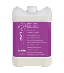Ökologisches Flüssigwaschmittel Lavendel - 135 Waschgänge - 10l - Sonett