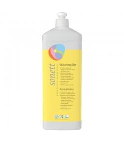 Ökologischer Wäschespüler ohne Duft - 25 Waschgänge - 1l - Sonett
