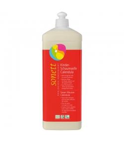 Ökologische Kinder-Schaumseife Calendula - 1l - Sonett