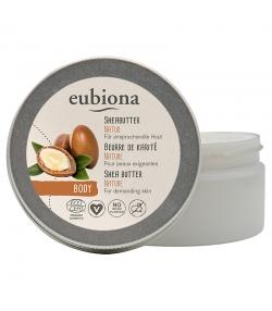Beurre de karité BIO - 100ml - Eubiona