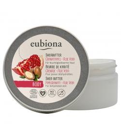 BIO-Sheabutter Granatapfel & Aloe Vera - 100ml - Eubiona