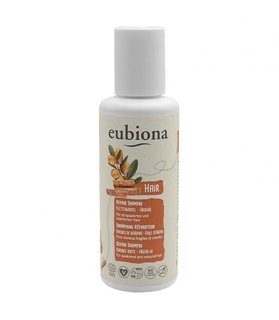 Shampooing réparateur BIO racine de bardane & argan - 200ml - Eubiona