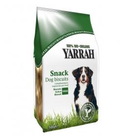 Biscuits BIO végétariens & végétaliens pour chien - 500g - Yarrah