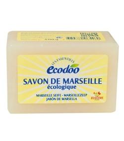 """Ökologische Marseille Seife """"Les Essentiels"""" - 400g - Ecodoo"""