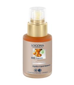 Hydro-lipid balance BIO argousier - 30ml - Logona Age Protection