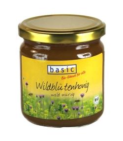 Miel de fleurs sauvages BIO - 500g - Basic