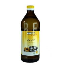BIO-Bratöl Sonnenblumenöl - 750ml - Basic
