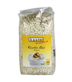 BIO-Risotto-Reis - 500g - Basic